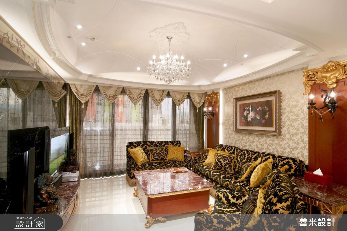 40 坪坐擁豪邸沒問題!入住古典風皇家住宅當貴族