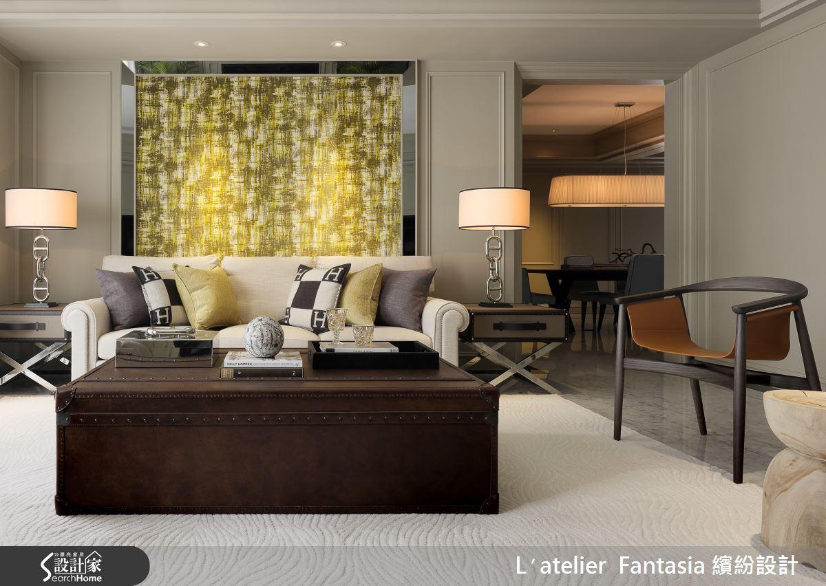 就想給自己最好的! 完美專寵 47 坪法式時髦生活