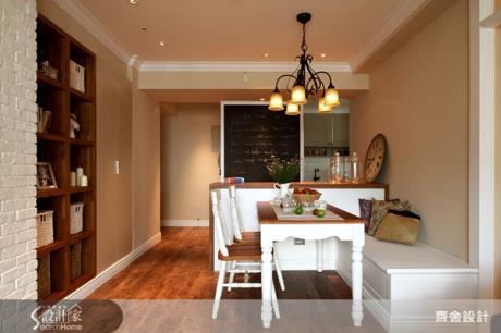 讓美式空間更對味的10種設計元素