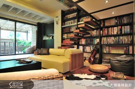 放鬆‧平靜,凝聚家人感情的「休閒空間」設計
