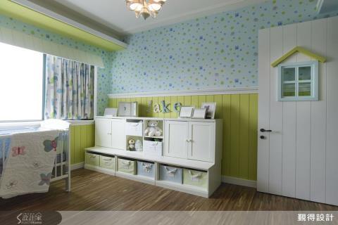 讓孩子愛上整理房間!特蒐 10 款趣味兒童房設計