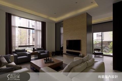 獲得大獎的現代風美宅,讓家不僅沉靜更多了韻味!