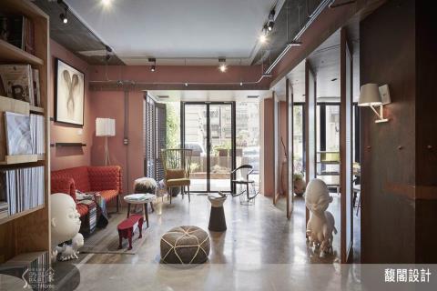 無私分享的好感辦公室,落實開心玩設計的空間美學