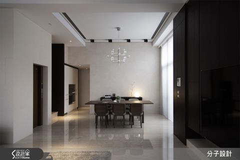 素樸典雅,還原空間最大值,讓大宅與眾不同的好設計
