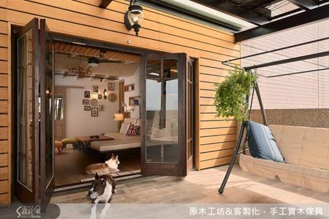【TV】手作的溫度 原木打造健康環保的夢幻好宅!