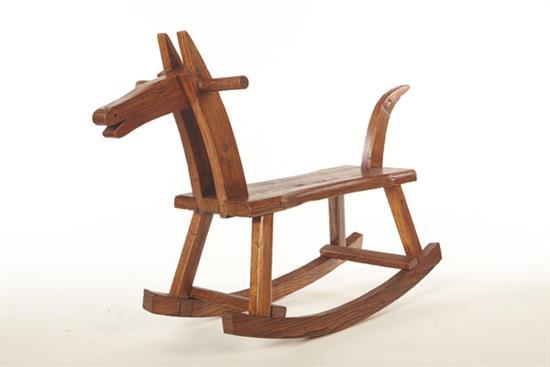 Wood House-【原木工坊 x 客製 手作木馬搖椅】-【原木工坊 x 客製 手作木馬搖椅】,Wood House,搖椅