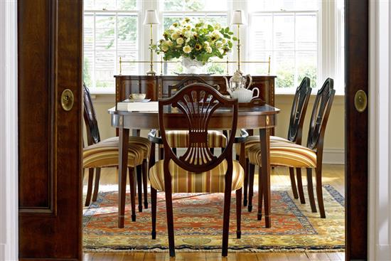 達森家居 DAYSUN HOME-【達森家居】STICKLEY_Monroe Place Dining Table古典餐桌-【達森家居】STICKLEY_Monroe Place Dining Table古典餐桌,達森家居 DAYSUN HOME,餐桌