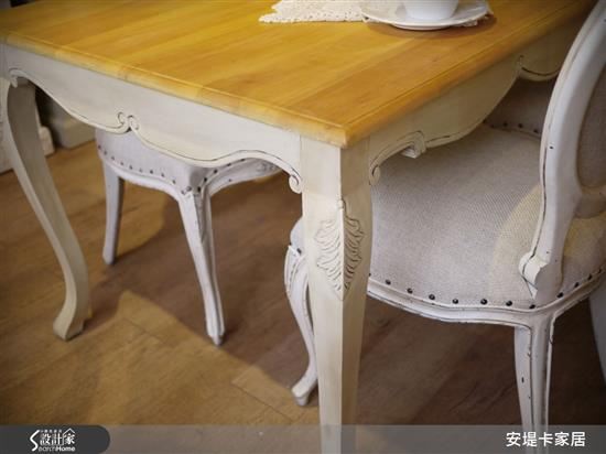 安堤卡家居-克洛德法式雕花手工實木餐桌-克洛德法式雕花手工實木餐桌,安堤卡家居,餐桌