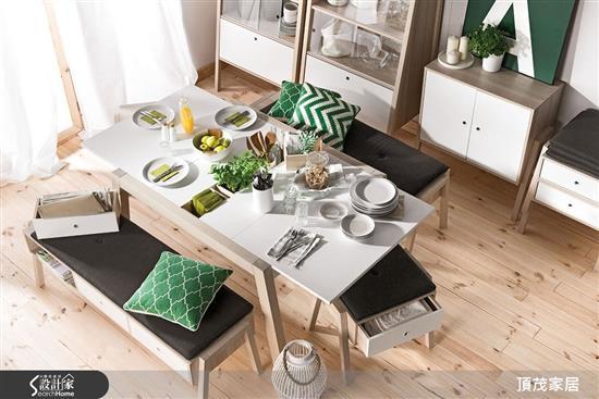 頂茂家居-VOX-Spot系列-延展收納餐桌-VOX-Spot系列-延展收納餐桌,頂茂家居,餐桌