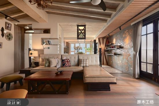 Wood House-【原木工坊 x 客製 茶几 / 款式二】 -【原木工坊 x 客製 茶几】 ,Wood House,茶几‧邊桌