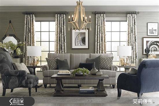 【艾莉傢俬】Custom Upholstery Medium沙發-雙人.三人沙發