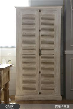 安堤卡家居-費里蒙法式百葉手工實木收納櫃/鞋櫃-費里蒙法式百葉手工實木收納櫃/鞋櫃,安堤卡家居,收納櫃