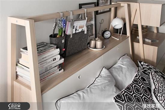 頂茂家居-VOX-Spot系列-雙人床組-VOX-Spot系列-雙人床組,頂茂家居,床頭櫃