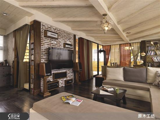 Wood House-【原木工坊 x 客製 電視櫃 / 款式二】-【原木工坊 x 客製 電視櫃 / 款式二】,Wood House,客廳類家具