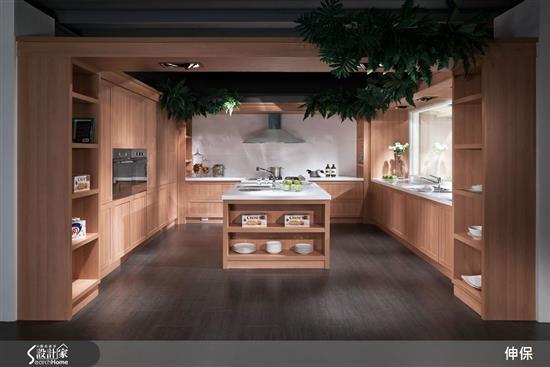 伸保木業股份有限公司-廚房系列-廚房系列,伸保木業股份有限公司,系統廚櫃