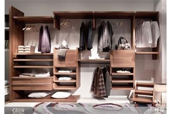 伸保木業股份有限公司-更衣室系列-
