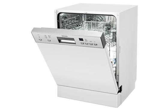 台灣櫻花股份有限公司-半嵌式洗碗機E7682-半嵌式洗碗機E7682,台灣櫻花股份有限公司,清潔家電