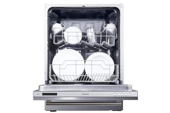 全嵌式洗碗機E7782-清潔家電