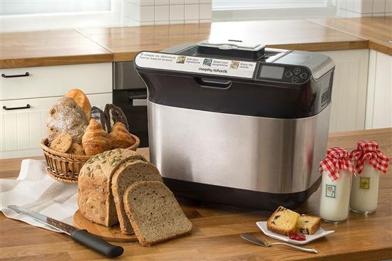 Bread Makers 全自動智慧型製麵包機-烘焙料理電器