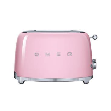 SMEG 義大利美學家電-烤麵包機(2片式)-烘焙料理電器