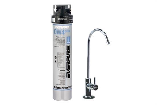 愛惠浦家用除鉛抑菌型淨水器 QL2-OW4-淨水飲水設備