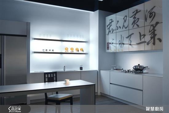 智慧廚房 AIKitchen-繪 - 數位輸出烤漆玻璃 / 特殊玻璃門板-繪 - 數位輸出烤漆玻璃 / 特殊玻璃門板,智慧廚房 AIKitchen,廚房門板