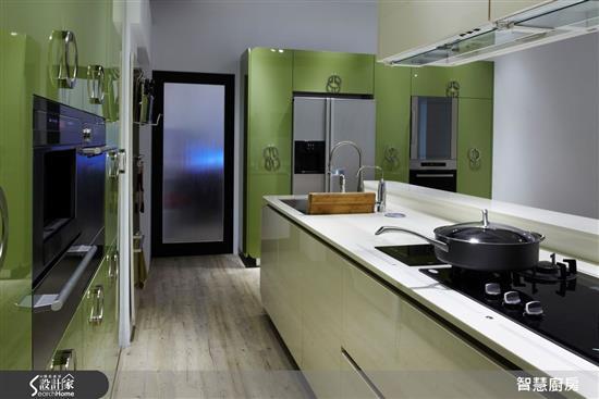 智慧廚房 AIKitchen-智能淨化 - 滅菌鋼琴烤漆門板-智能淨化 - 滅菌鋼琴烤漆門板,智慧廚房 AIKitchen,廚房門板