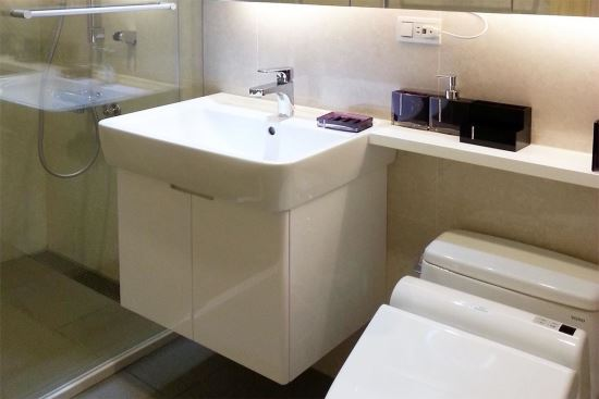 好時代衛浴-KERAMAG Plan系列 55CM 標準檯面盆櫃-KERAMAG Plan系列 55CM 標準檯面盆櫃,好時代衛浴,浴櫃