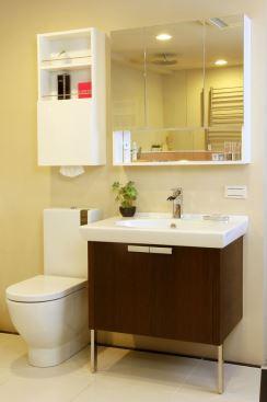 好時代衛浴-HOUSESTYLE-三門開放鏡櫃-HOUSESTYLE-三門開放鏡櫃,好時代衛浴,浴櫃