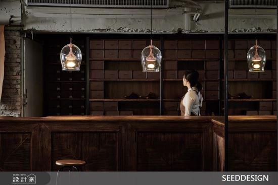 MOAI 摩艾-吊燈