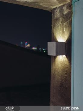 喜的精品燈飾 SEEDDESIGN-CASTLE 堡壘-CASTLE 堡壘,喜的精品燈飾 SEEDDESIGN,壁燈
