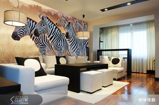大幅壁紙系列15-Grooup-of-Zebras-壁紙