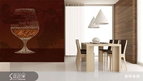 榭琳傢飾有限公司-大幅壁紙系列23-Brandy-Brown-大幅壁紙系列23-Brandy-Brown,榭琳家飾,壁紙