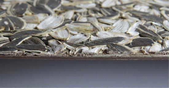 阿爾卑斯山的氣味_葵花籽殼-美耐板