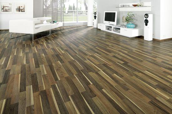藝術黑橡木-超耐磨木地板