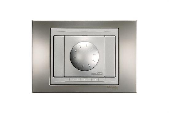 Unica Top DC調光旋鈕開關(1~10V, 400VA)-插座、開關