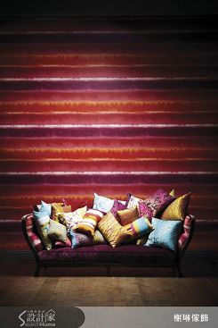 榭琳傢飾有限公司-殖民地風系列1-紅_紫-殖民地風系列1-紅_紫,榭琳家飾,家飾布