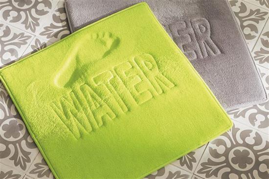 MICRODRY 紐約時尚地墊 -Water Mat水概念記憶綿浴墊-Microdry,Water Mat水概念記憶綿浴墊,慎康企業,地墊