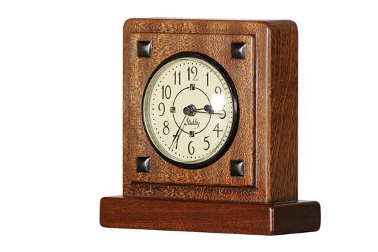 【達森家居】STICKLEY_BRADLEY BRACKET CLOCK 鐘-時鐘