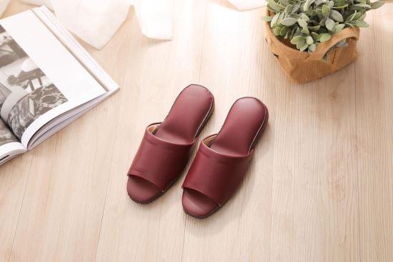 Vero & Nique   維諾妮卡-114H115法式系優雅舒適皮拖鞋-114H115法式系優雅舒適皮拖鞋,Vero & Nique   維諾妮卡,居家用品