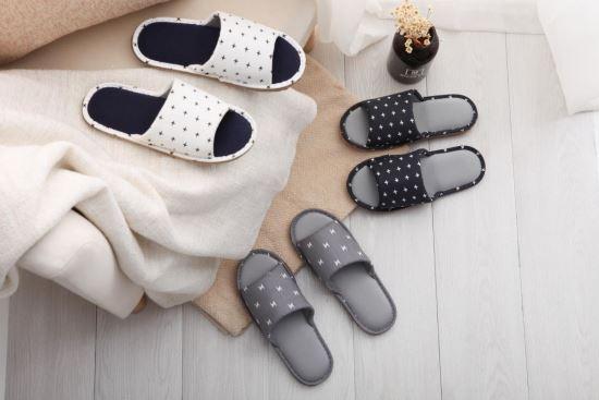 Vero & Nique   維諾妮卡-76052北歐風簡約室內布拖鞋-76052北歐風簡約室內布拖鞋,Vero & Nique   維諾妮卡,居家用品