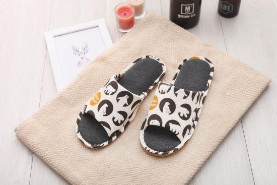 Vero & Nique   維諾妮卡-76056圈圈北極熊室內布拖鞋-76056圈圈北極熊室內布拖鞋,Vero & Nique   維諾妮卡,居家用品